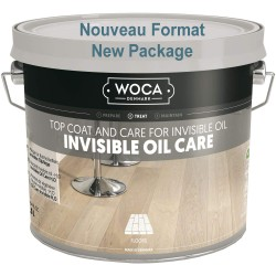 Woca Oil Care Invisible 1L