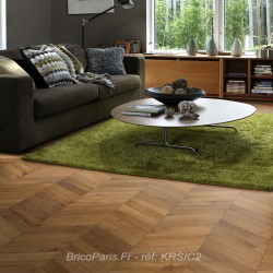 Chevron Light brown